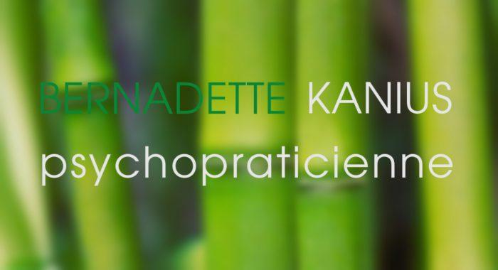 Bernadette Kanius psychopraticienne